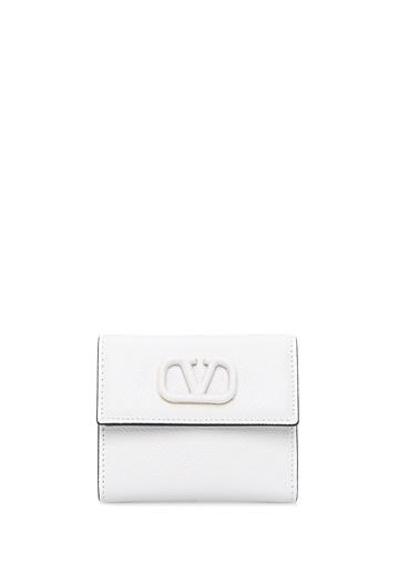 Valentino Garavani Cüzdan Beyaz